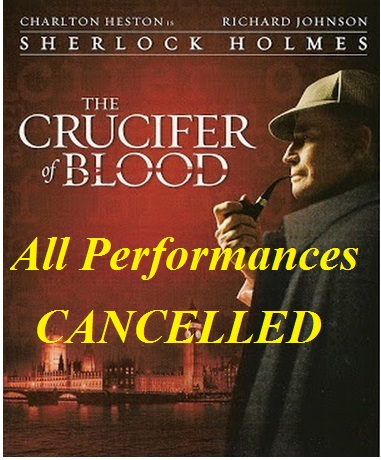 Crucifer of Blood Cancelled