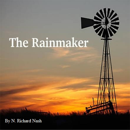 Rainmaker with author name