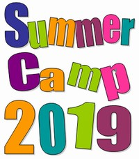 Summer camp clipart 2019