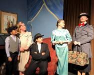 Mary Poppins, Jr. family group