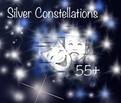 Graphic Silver Constellations